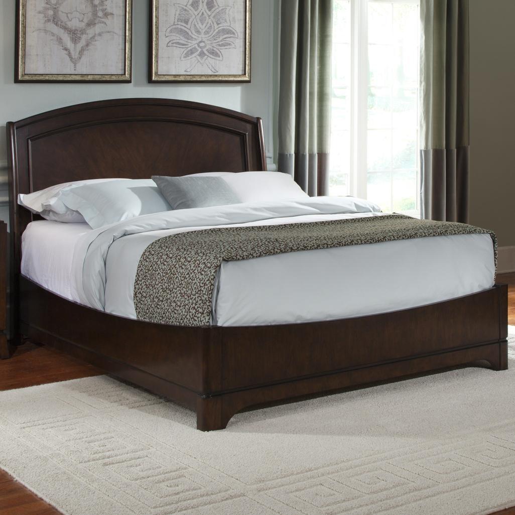 Liberty Furniture Avalon 505-BR-KPL King Platform Bed ...