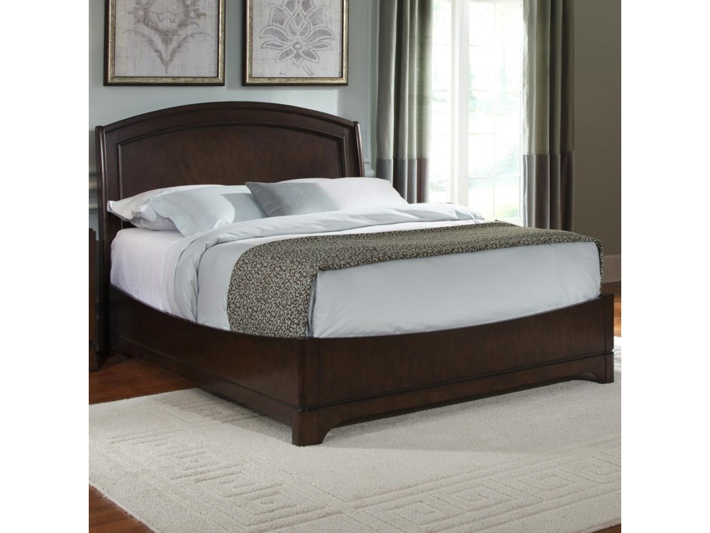 Liberty Furniture AvalonKing Platform Bed