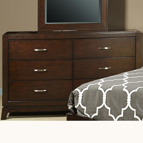 Liberty Furniture Avalon Youth Dresser with 5 Drawers