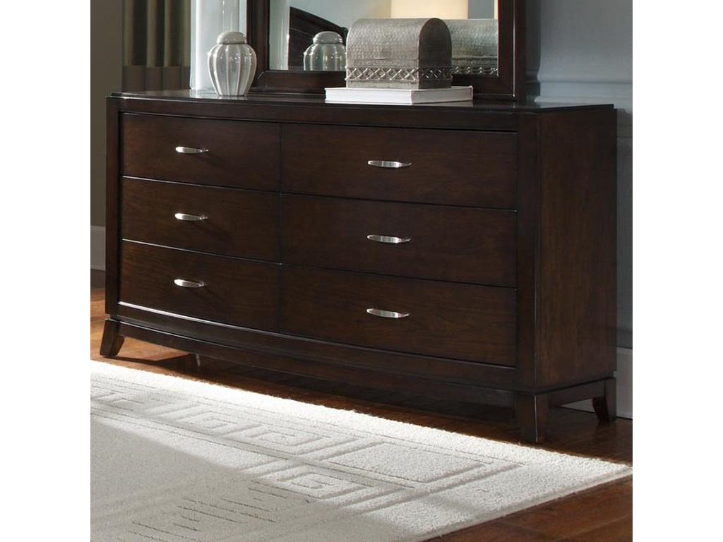 Liberty Furniture Avalon6 Drawer Dresser