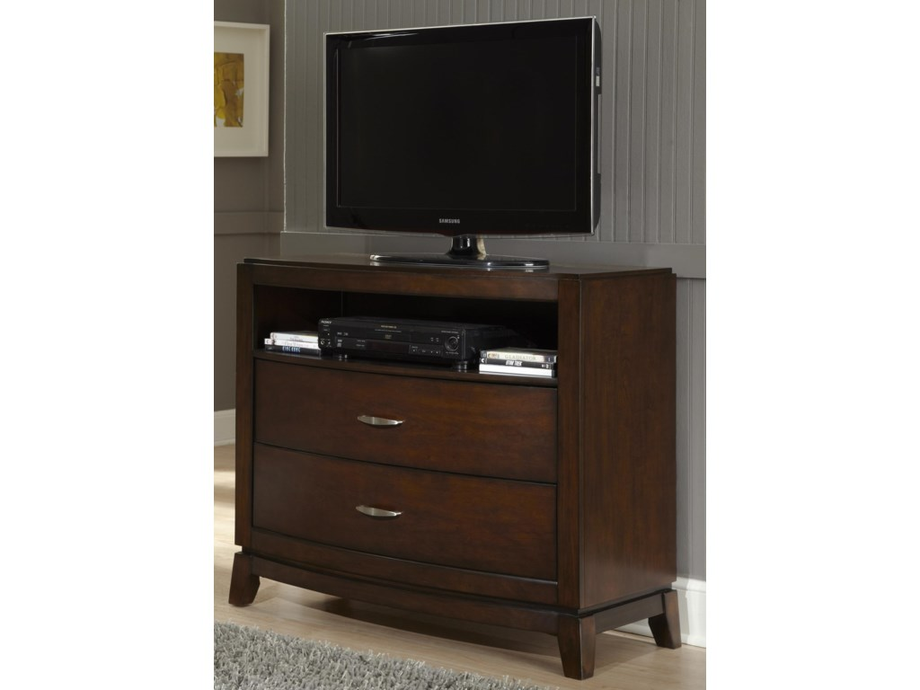 Liberty Furniture AvalonMedia Chest