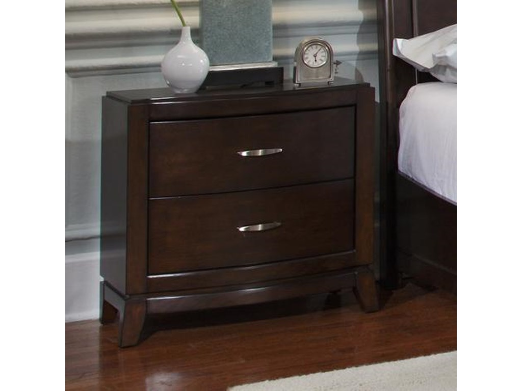 Liberty Furniture AvalonNight Stand