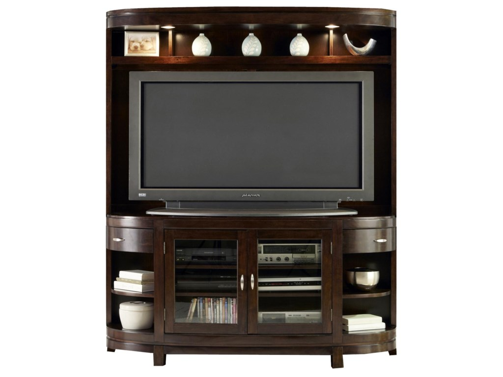 Liberty Furniture AvalonEntertainment Center