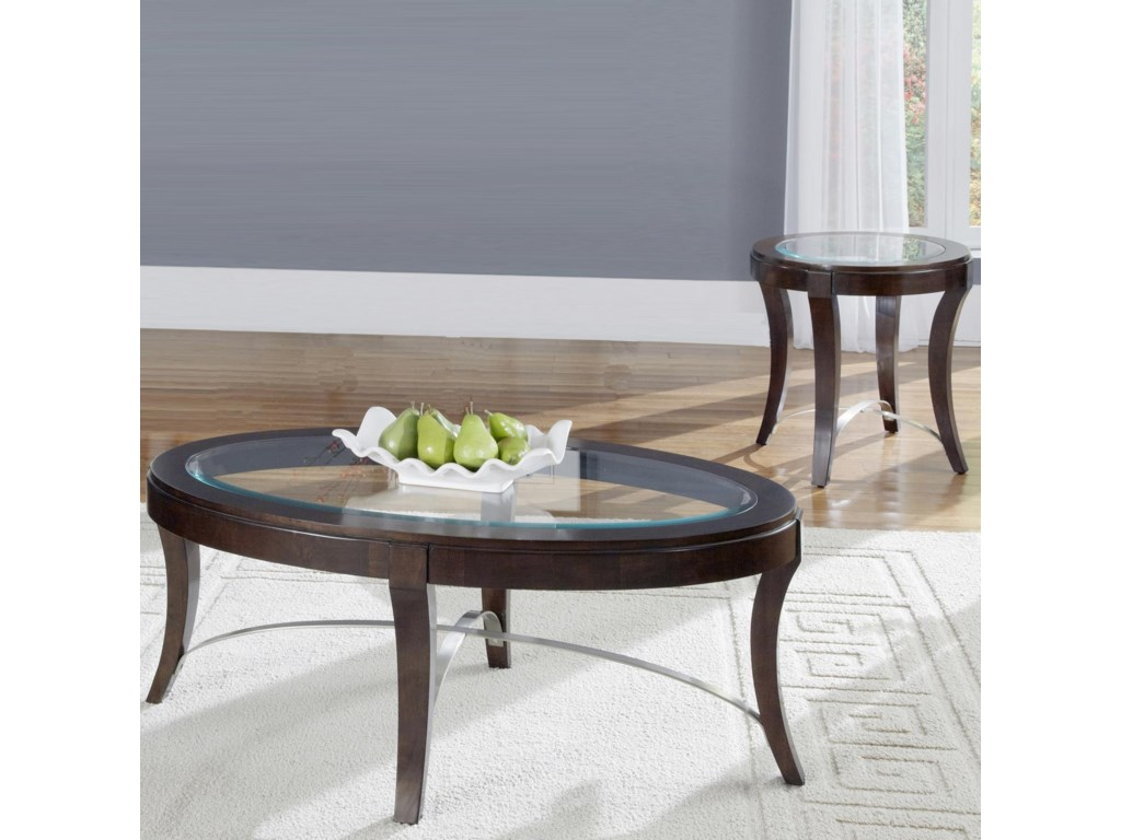 Liberty Furniture Avalon3-Piece Table Set