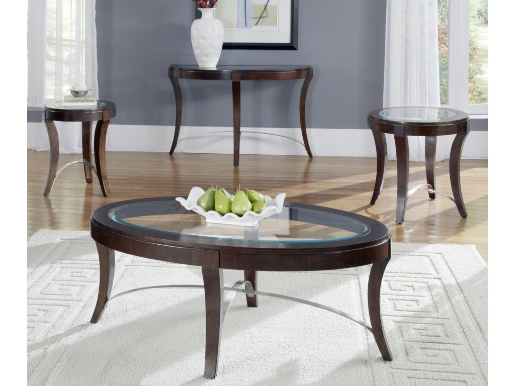 Freedom Furniture AvalonOval Cocktail Table