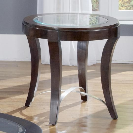 Liberty Furniture AvalonOval End Table