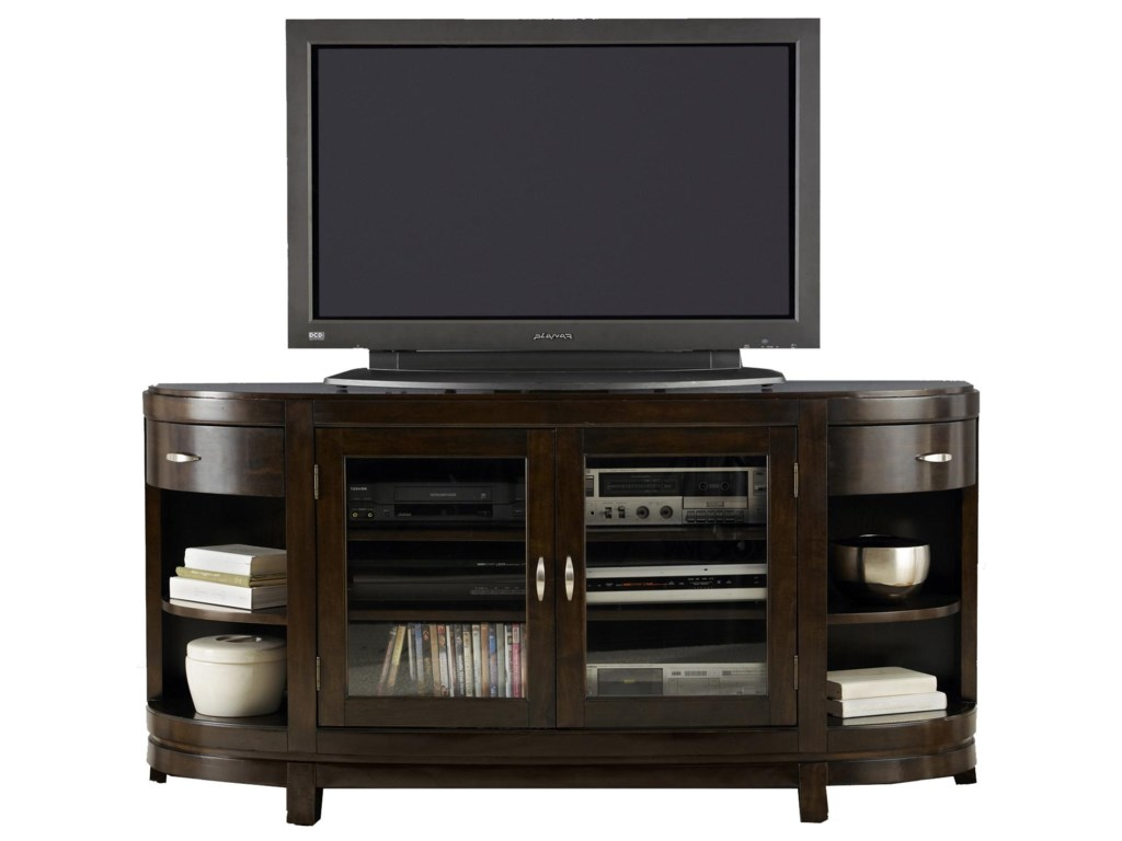 liberty furniture avalon twodoor entertainment tv stand with  - liberty furniture avalon twodoor entertainment tv stand with drawers andshelves  hudson's furniture  tv stands