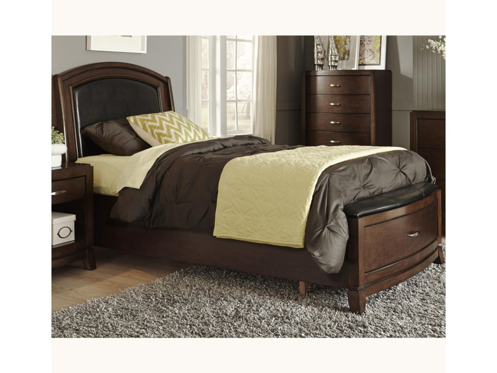 Liberty Furniture AvalonFull Storage Bed