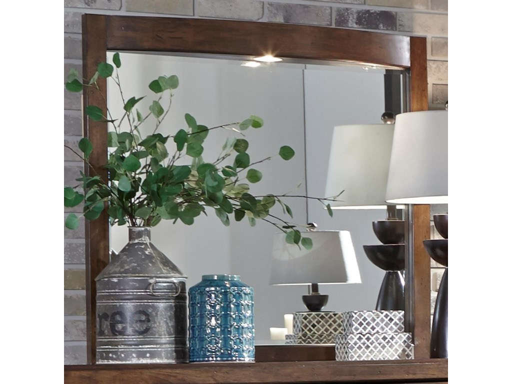 Liberty Furniture Avalon IIILighted Mirror