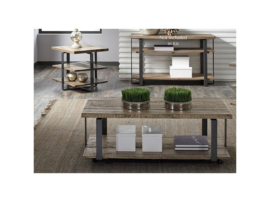 Liberty Furniture Baja Occasional3 Piece Set