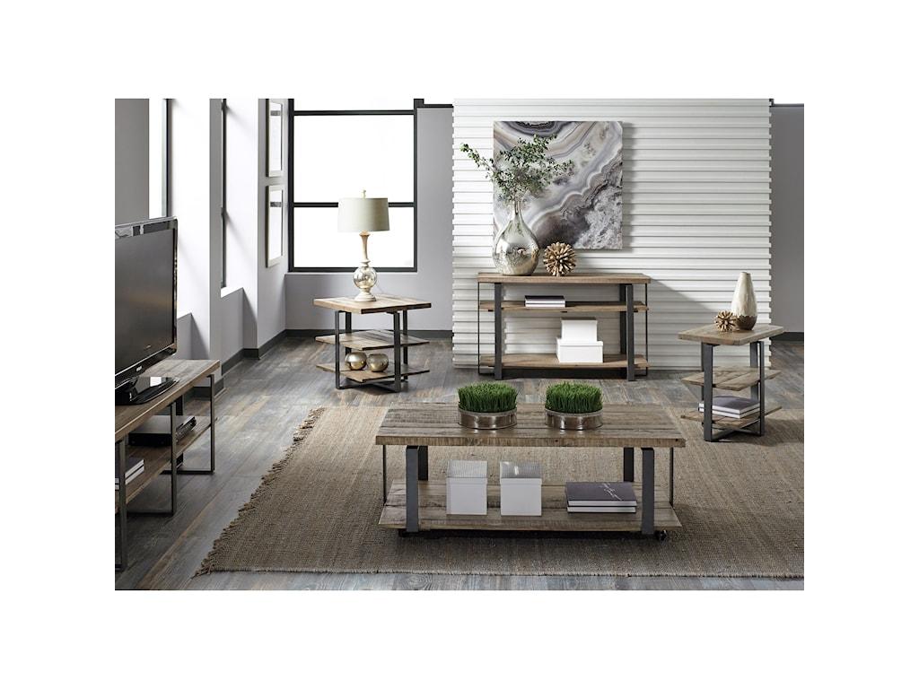 Liberty Furniture Baja OccasionalEnd Table