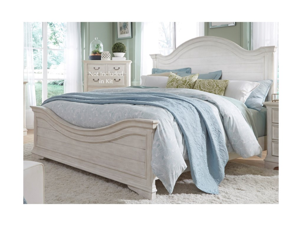 Liberty Furniture Bayside BedroomKing Panel Bed