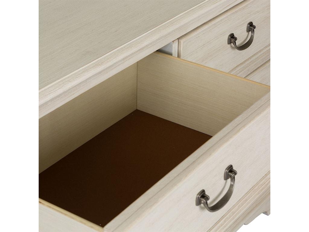Liberty Furniture Bayside Bedroom6 Drawer Dresser