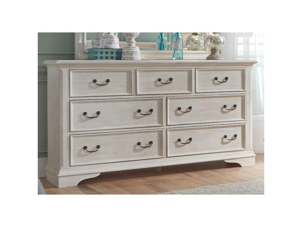 Liberty Furniture Bayside Bedroom7 Drawer Dresser