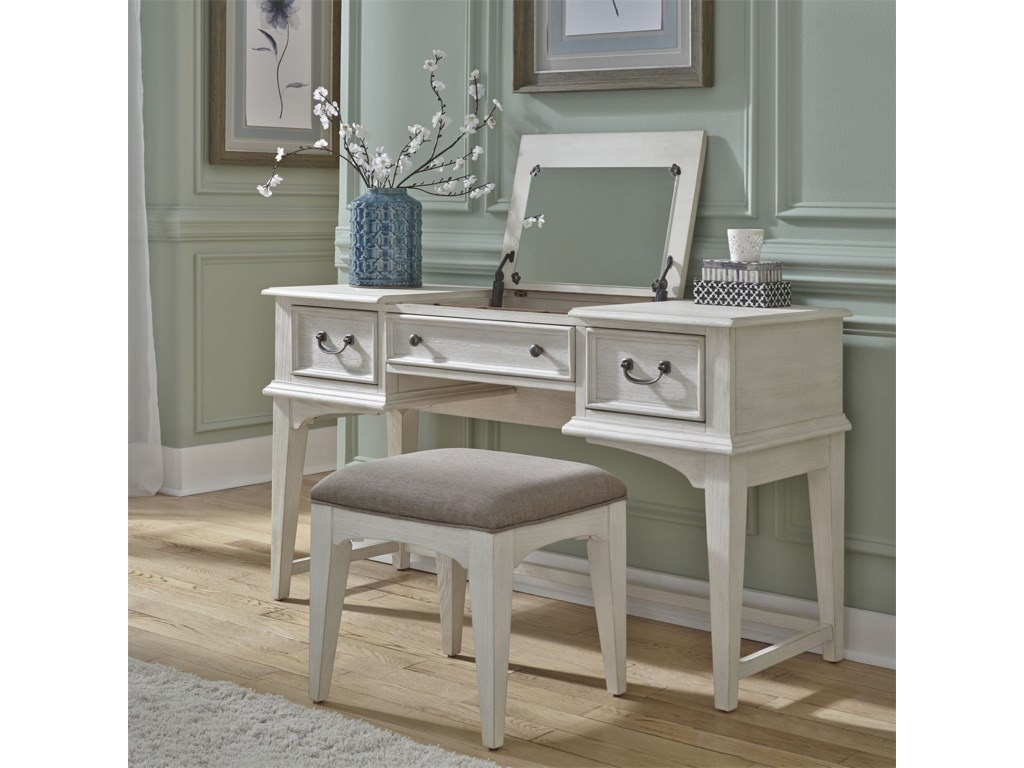Liberty Furniture Bayside BedroomVanity Desk