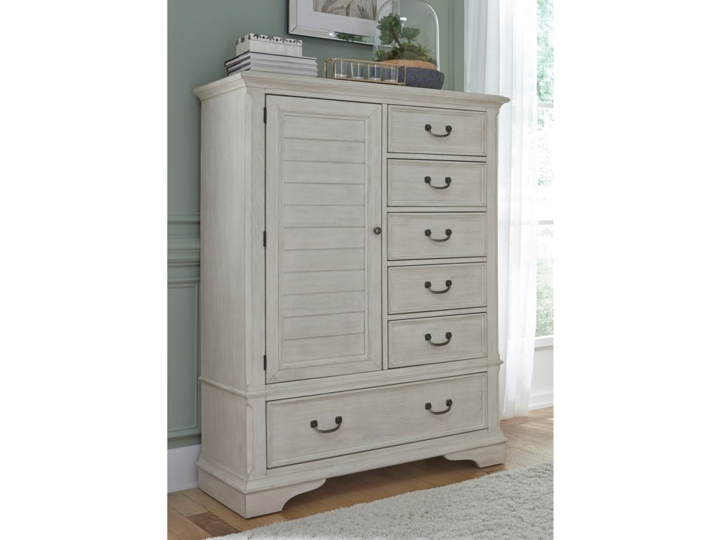Liberty Furniture Bayside BedroomGentleman's Chest