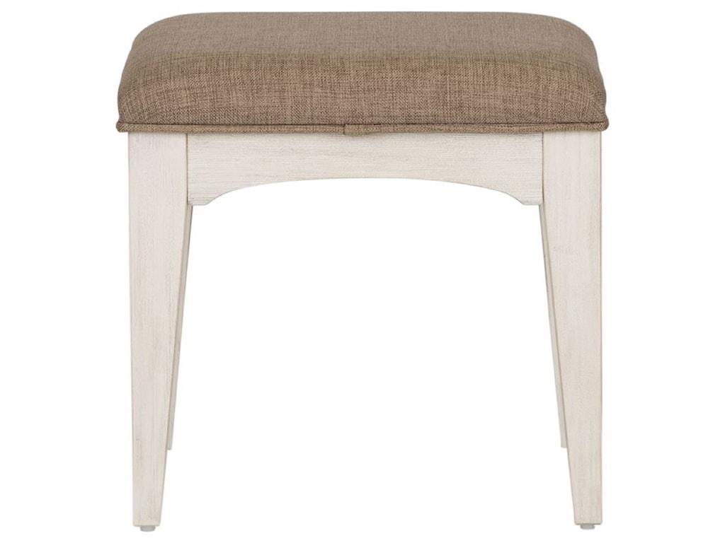 Liberty Furniture Bayside BedroomVanity Bench