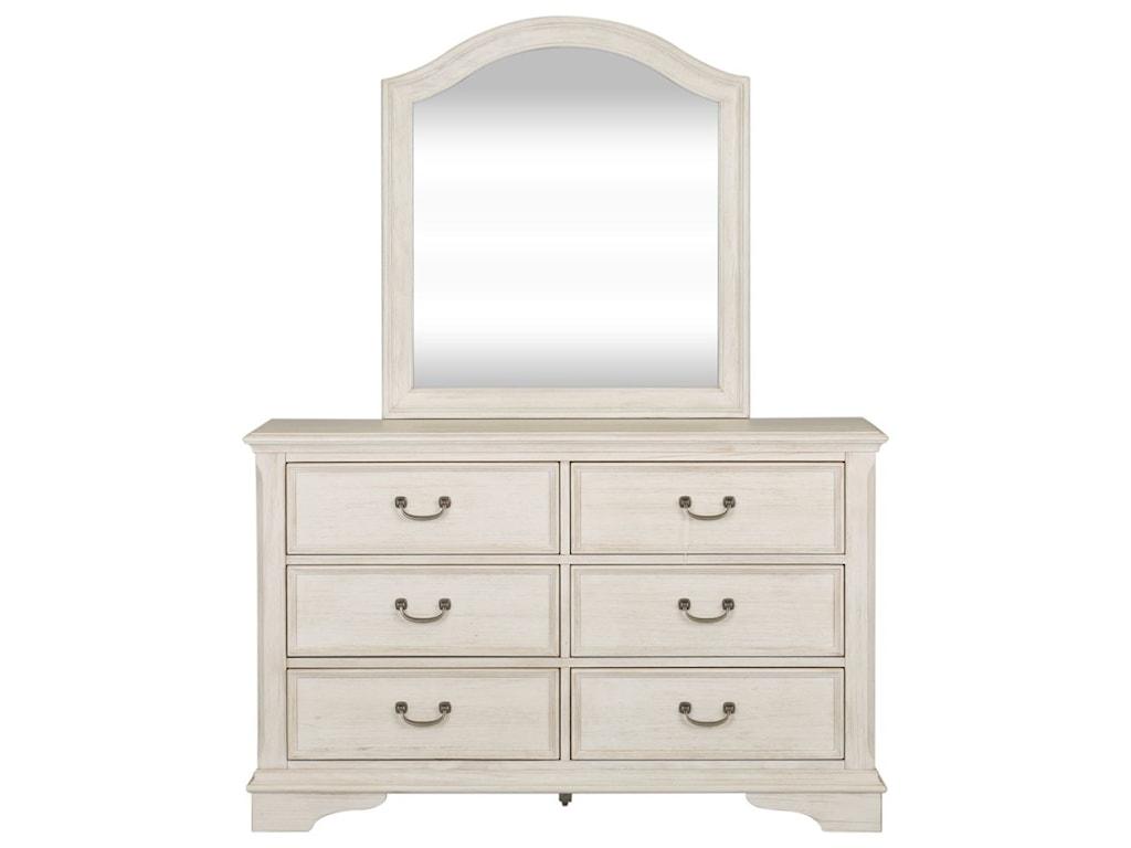 Liberty Furniture Bayside BedroomMirror