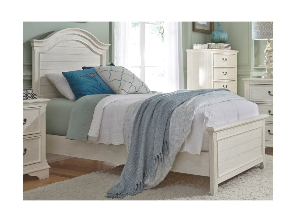 Liberty Furniture Bayside BedroomFull Panel Bed