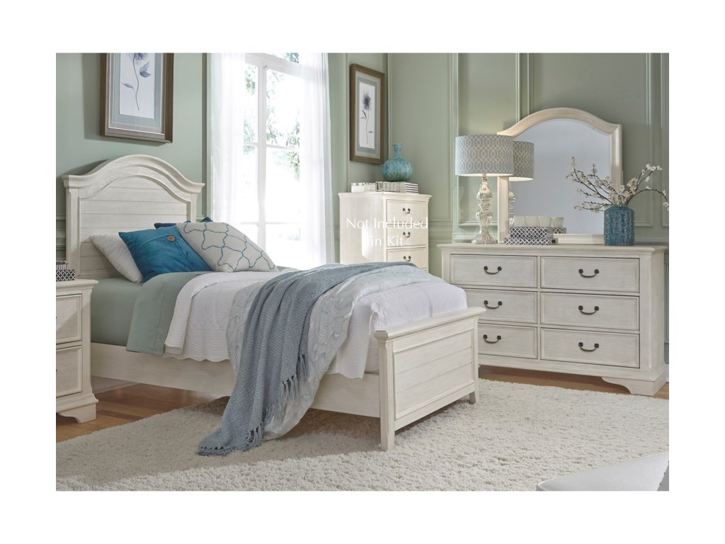 Liberty Furniture Bayside BedroomFull Bedroom Group