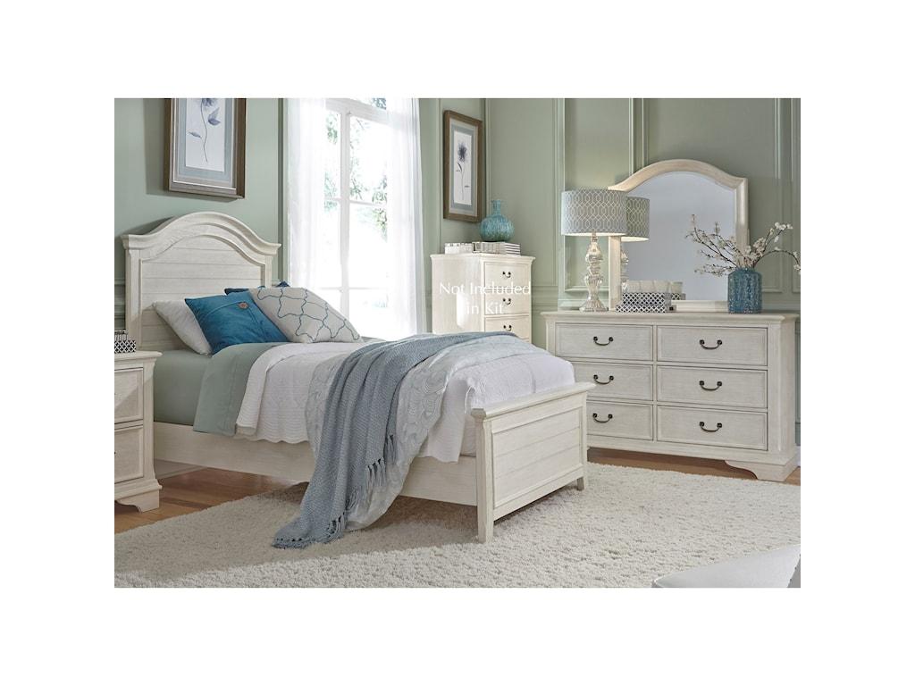 Liberty Furniture Bayside BedroomFull Bedroom Group