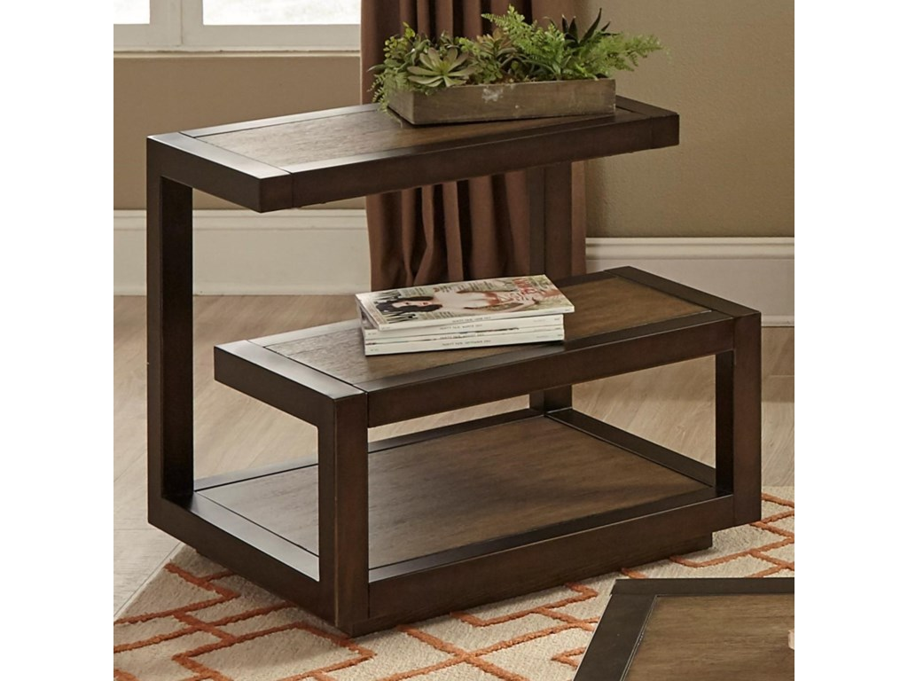 Liberty Furniture Bennett PointMid-Century Modern End Table