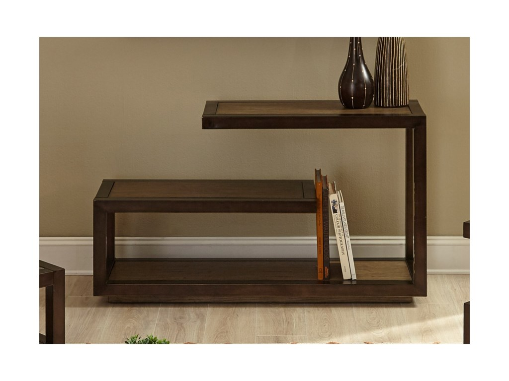 Liberty Furniture Bennett PointMid-Century Modern Sofa Table
