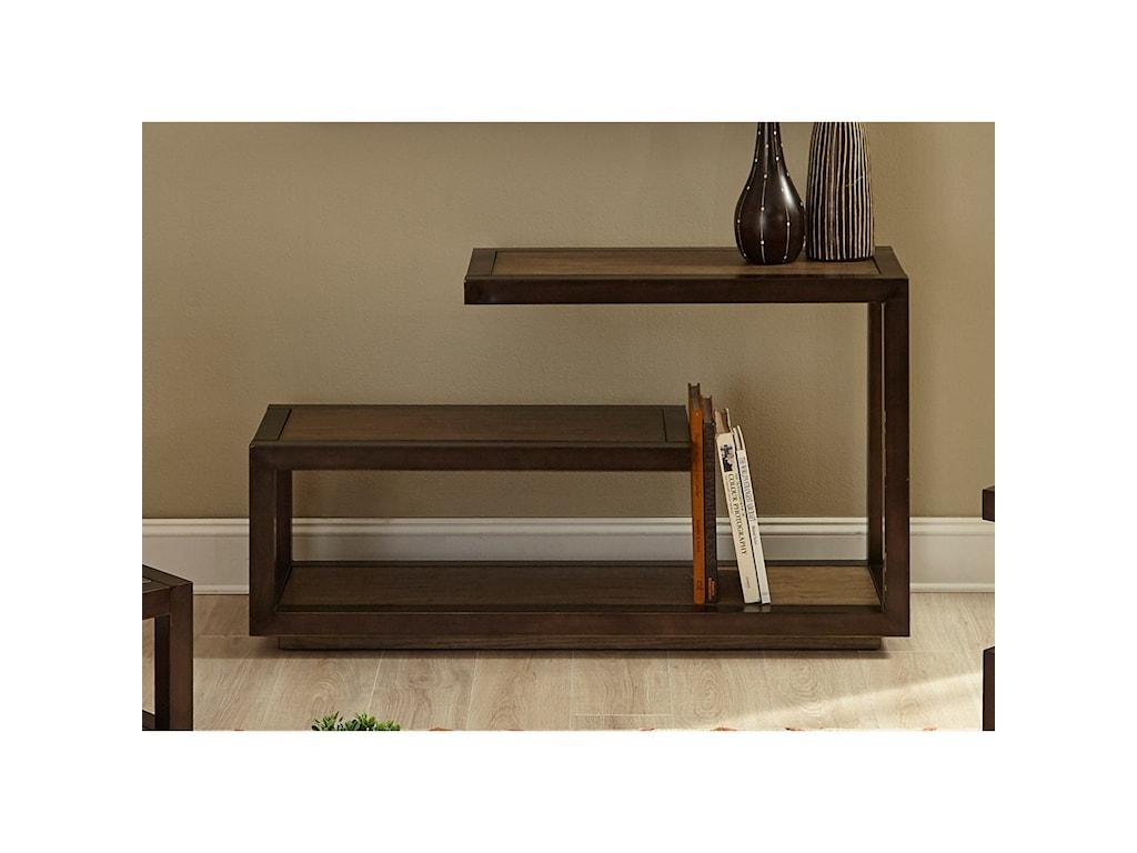 Liberty Furniture Bennett PointMid-Century Modern Sofa Table