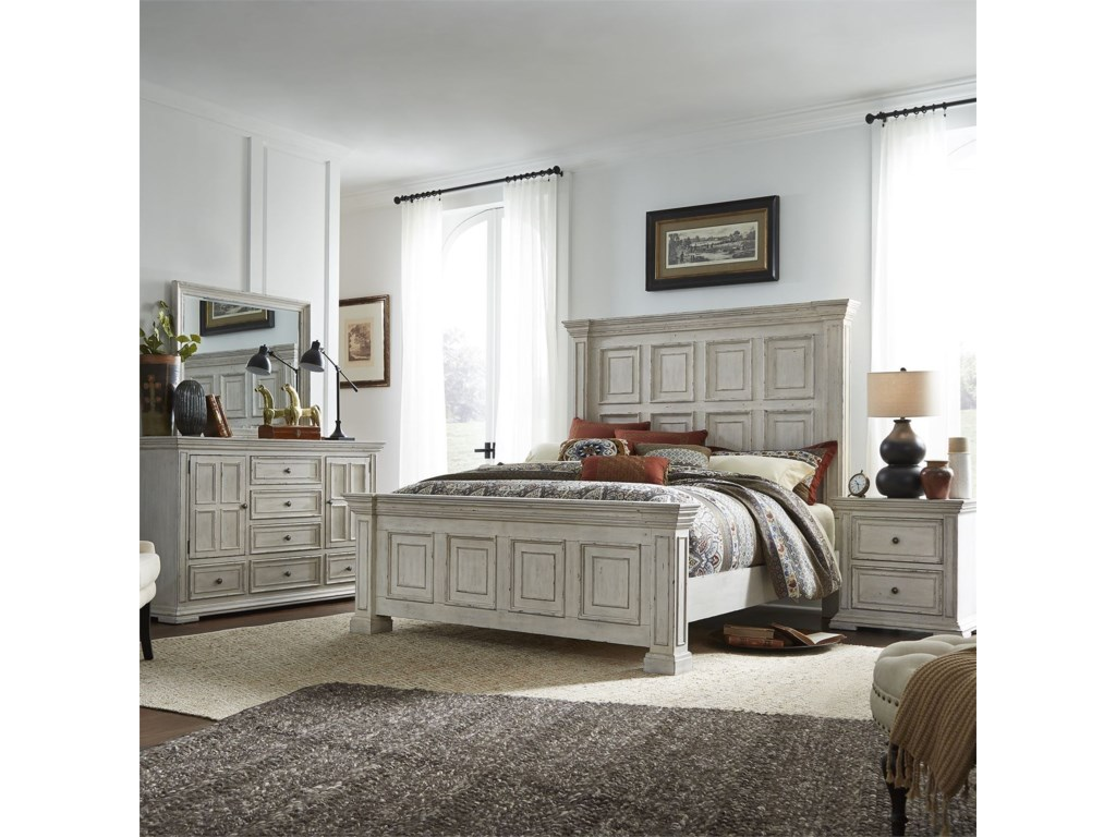 Liberty Furniture Big Valley361W Queen 5 Pc Group