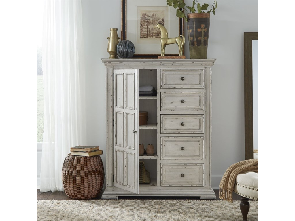 Liberty Furniture Big ValleyDoor Chest