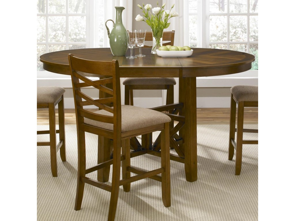 Liberty Furniture BistroGathering Height Table