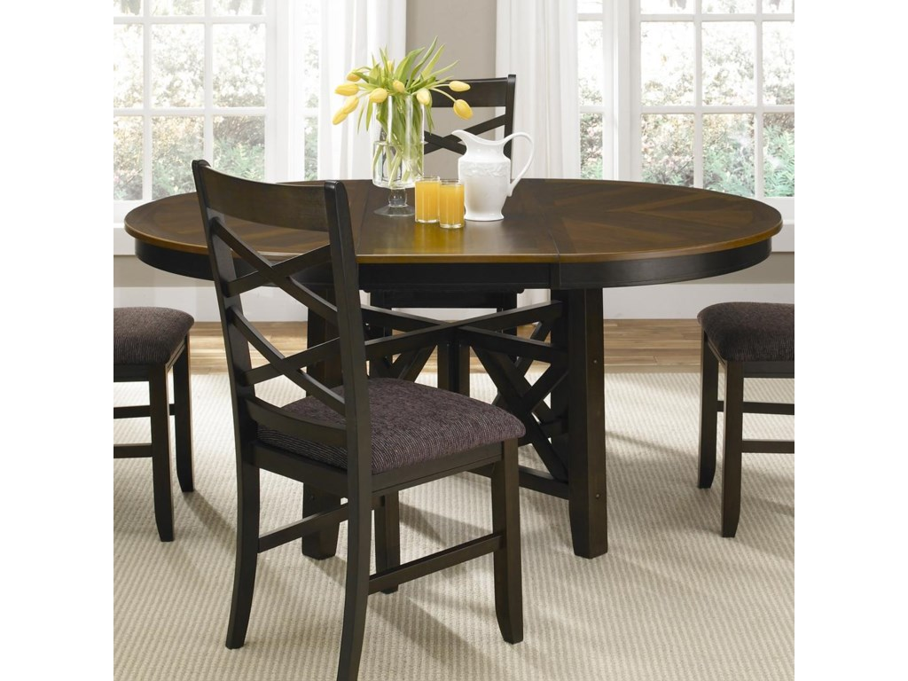 Liberty Furniture Colbyoval Pedestal Dining Table