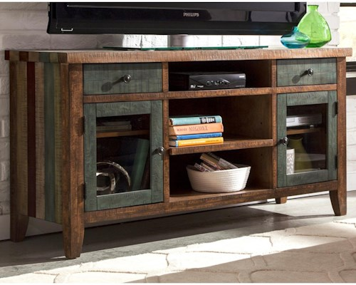 Liberty Furniture Boho Loft Rustic 54