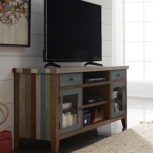 Liberty Furniture Boho Loft Rustic 60