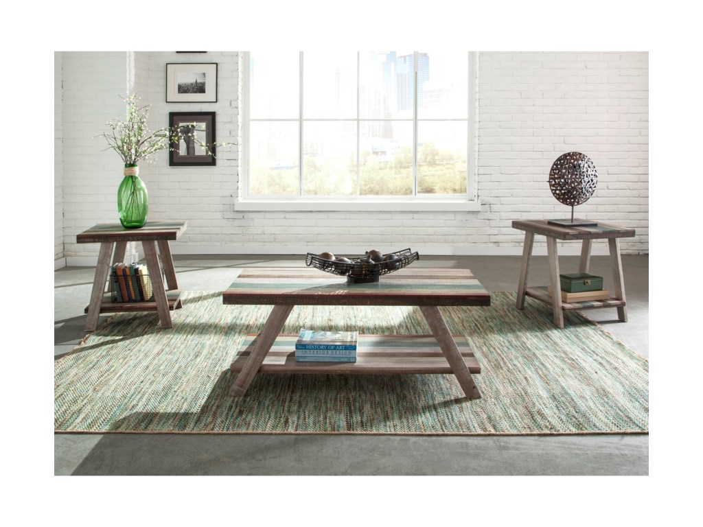 Liberty Furniture 28-OT3 Pack Occasional Tables