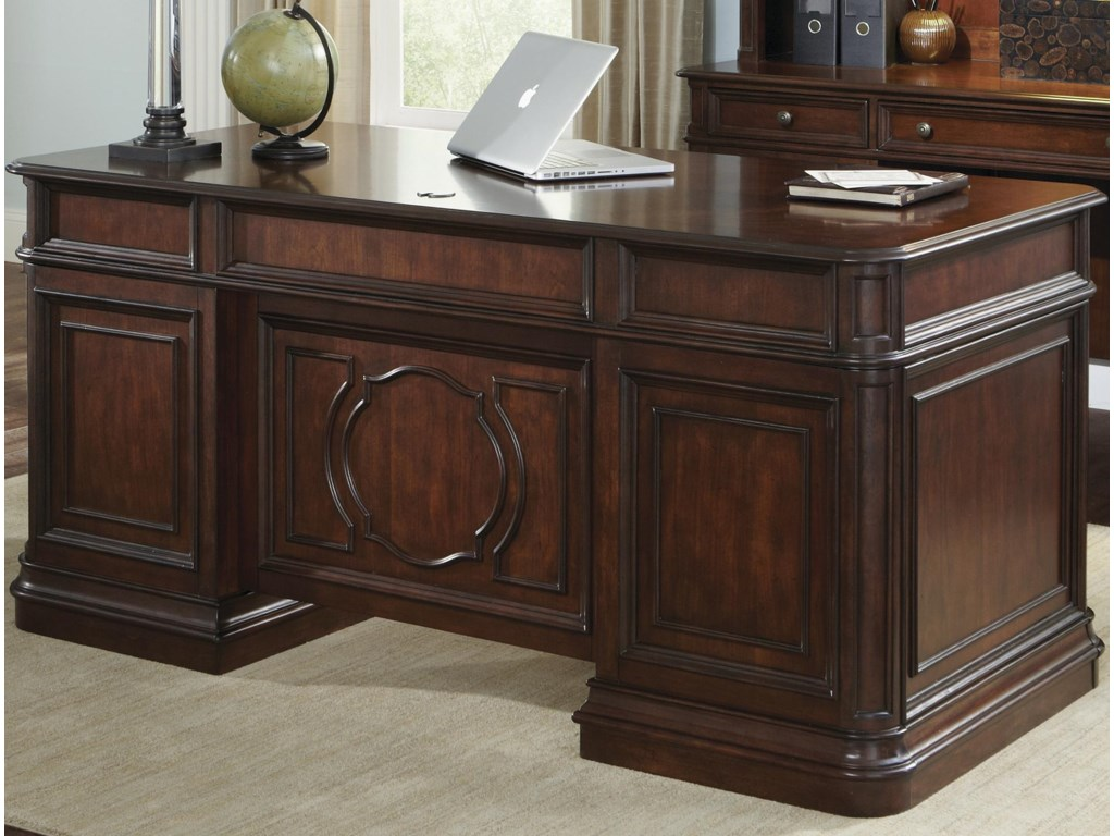 Liberty Furniture Brayton Manor Jr ExecutiveDesk