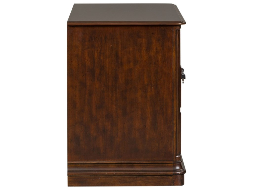 Liberty Furniture Brayton Manor Jr ExecutiveMedia Lateral File