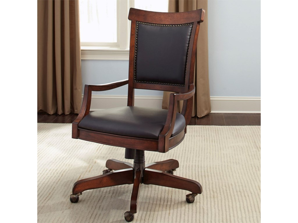 Liberty Furniture Brayton Manor Jr ExecutiveExecutive Desk Chair