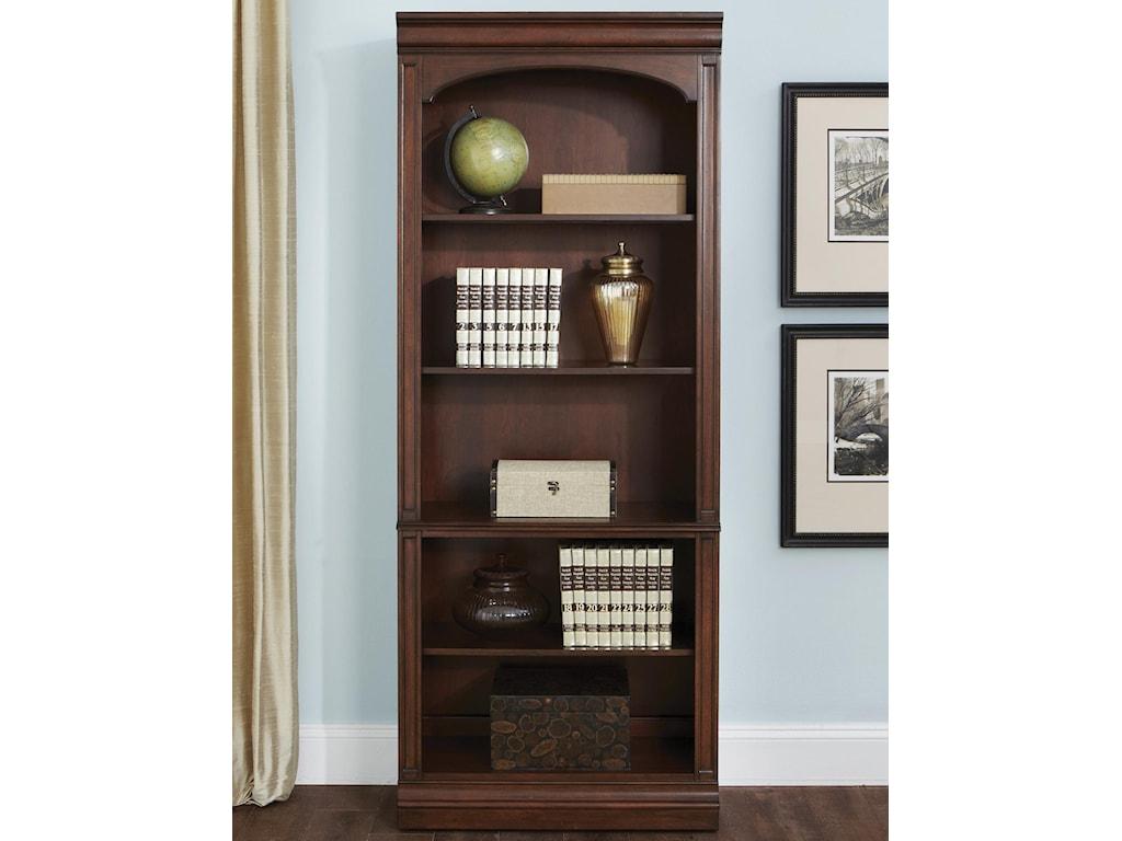 Liberty Furniture Brayton Manor Jr ExecutiveOpen Bookcase
