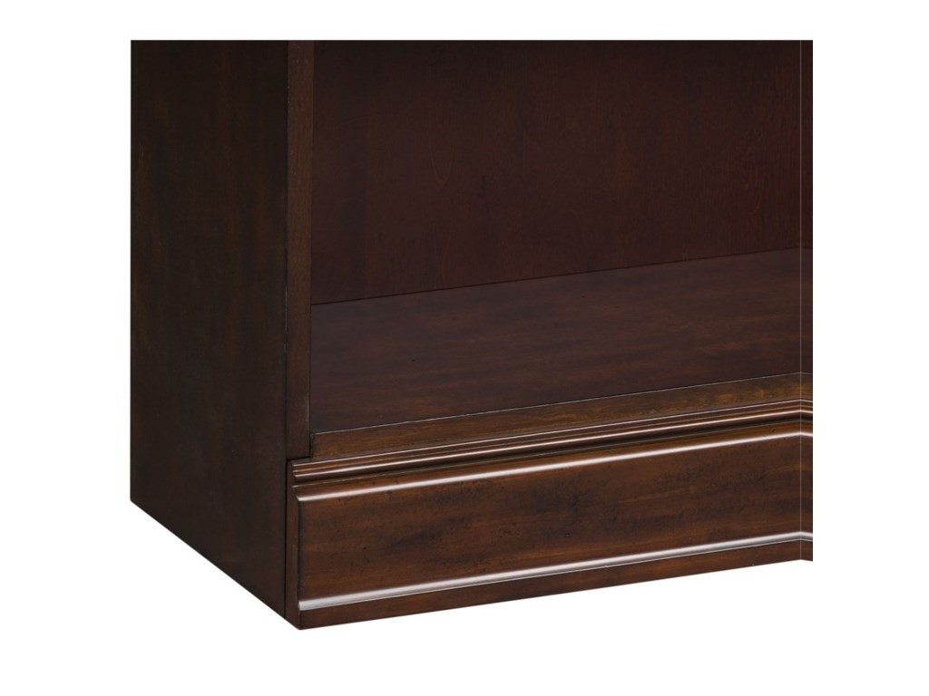 Liberty Furniture Brayton Manor Jr Executive48 Inch Bookcase
