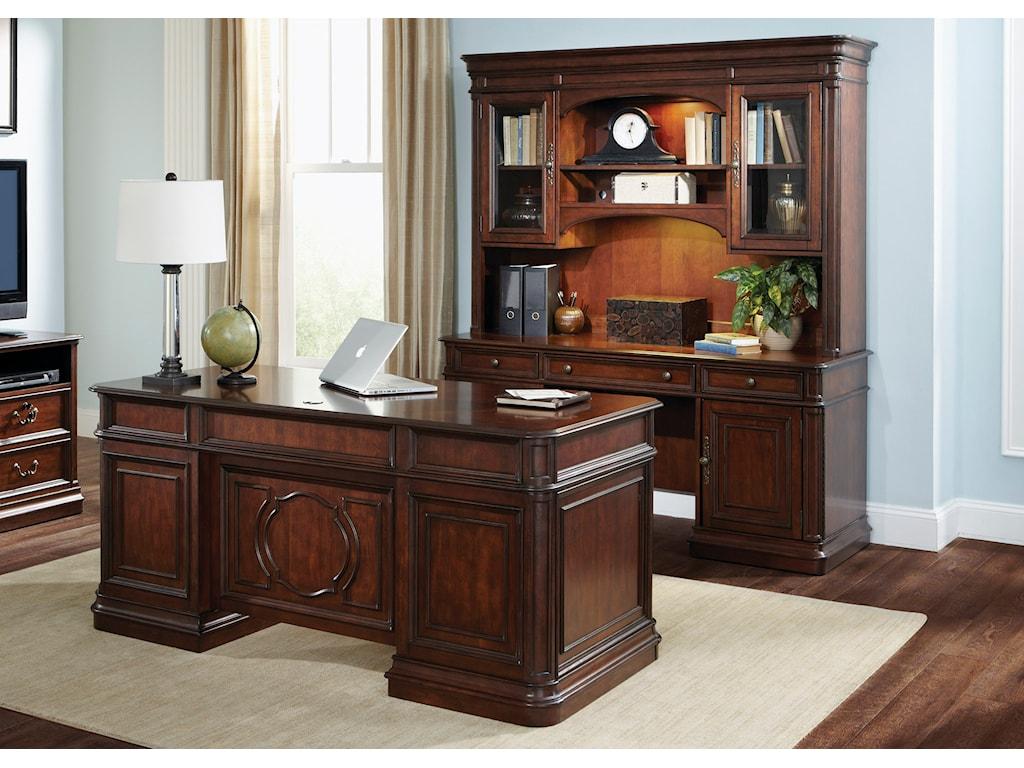 Liberty Furniture Brayton Manor Jr ExecutiveJr Executive Set