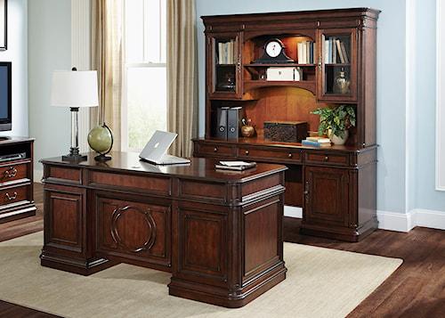 Liberty Furniture Brayton Manor Jr Executive Jr Executive Set