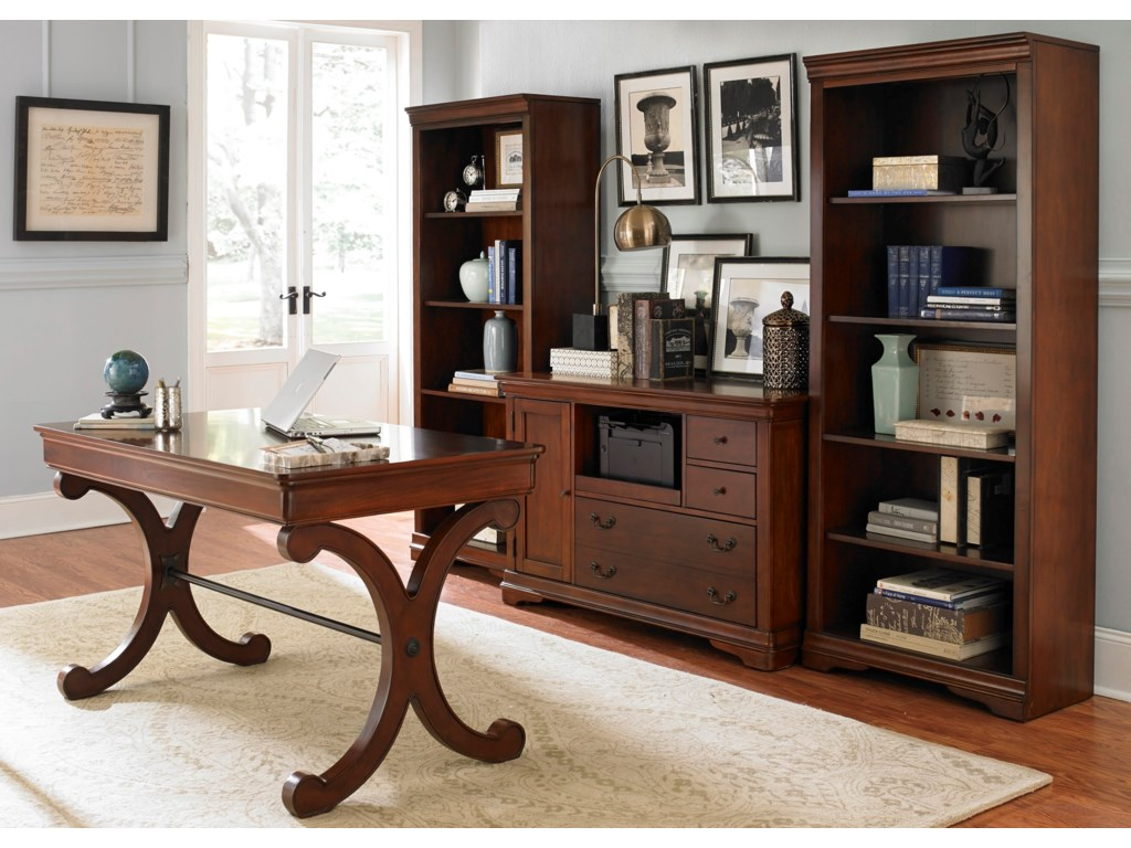 Liberty Furniture Brookview4 Piece Desk Set