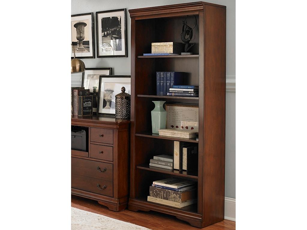Liberty Furniture BrookviewOpen Bookcase
