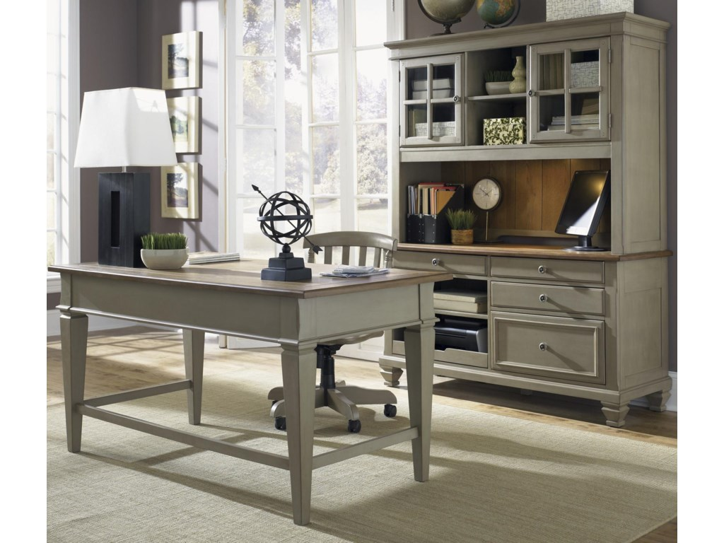 Liberty Furniture BungalowJr Executive Desk