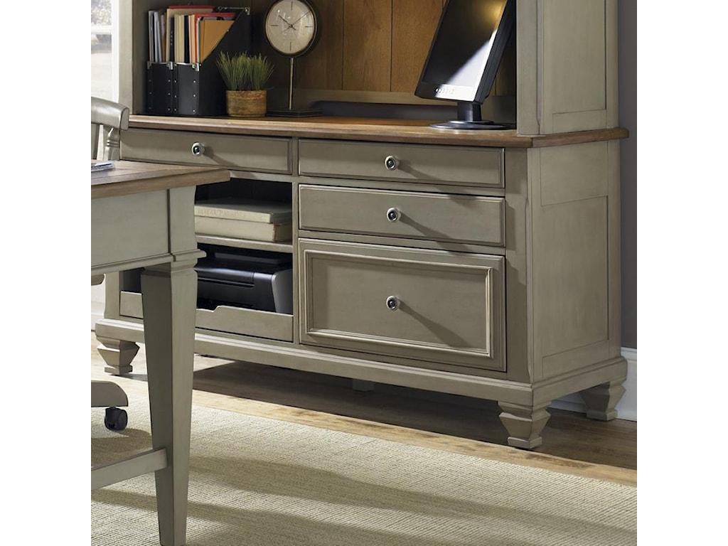 Liberty Furniture BungalowJr Executive Credenza