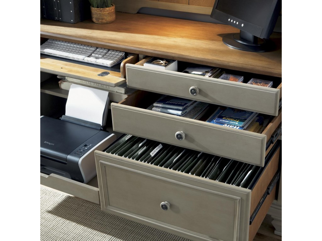 Shown with Pull Out Drawers