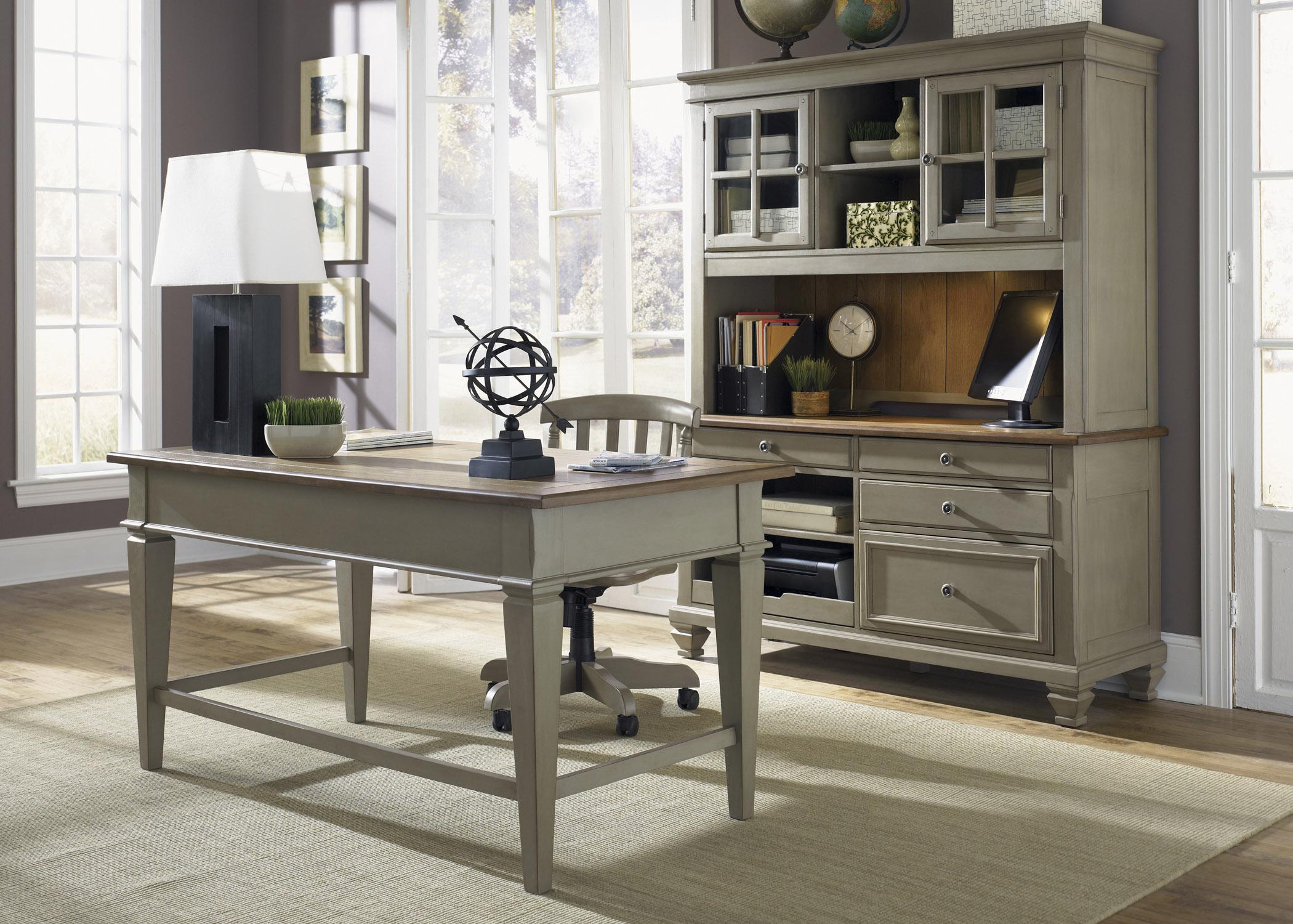 Delicieux Liberty Furniture Bungalow3 Piece Desk U0026 Hutch Set