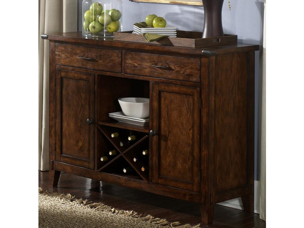 Liberty Furniture Cabin FeverServer