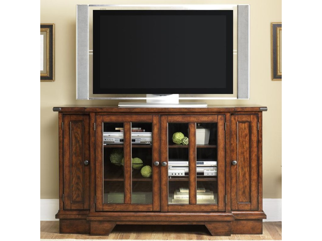 Liberty Furniture Cabin FeverTV Console